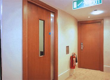 Acoustic-Silent-Door-S
