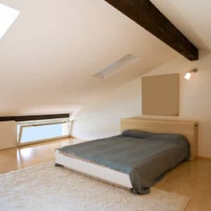 Loft soundproofing to avoid unwanted noise Soundproof a bedroom wall noisy neighbours