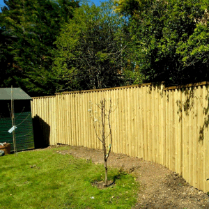 garden soundproofing fence