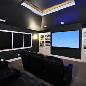 Cinema And Music Room Soundproofing Soundproof Your Home