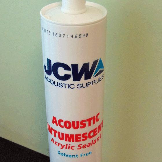 Acoustic sealant.