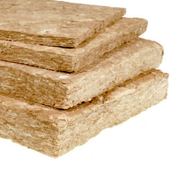 Acoustic easy fit mineral wool slab