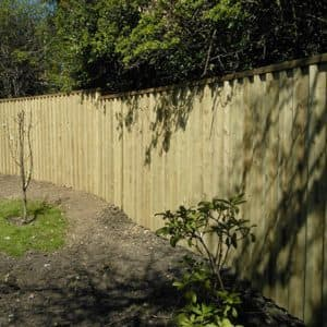Sound Traffic Barrier Soundproof Fencing For Your Home