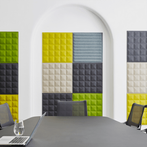BuzziTile 3D Sound Absorber