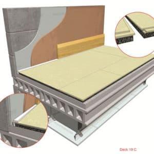 Acoustic Deck 19.
